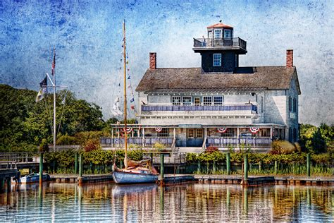 Lighthouse Boat Tours Nyc by Boat Tuckerton Seaport Tuckerton Lighthouse Photograph