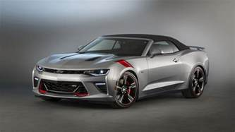 2016 Chevrolet Camaro SS Red Accent Package Concept | Top ...