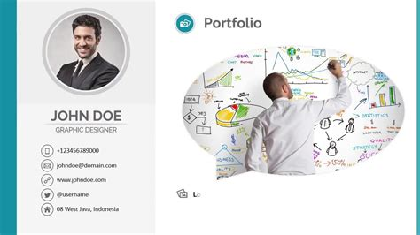 resume powerpoint template youtube