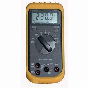 Utilisation D Un Multimètre Digital : multim tre fi 125 ~ Gottalentnigeria.com Avis de Voitures