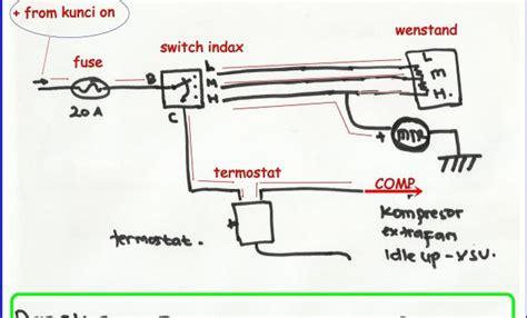 simple capacitor wiring diagram ac air compressor capacitor wiring diagram before you call a ac