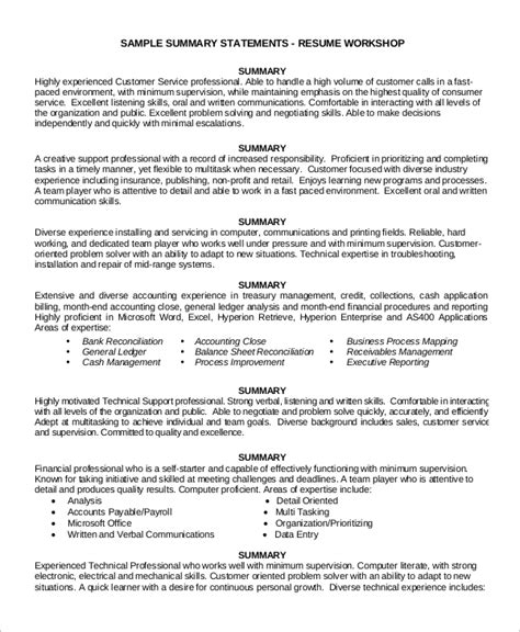 customer service resume exle 8 sles in word pdf