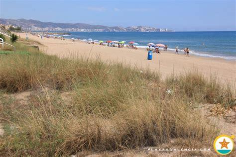 playa de tavernes de la valldignatavernes de la valldigna