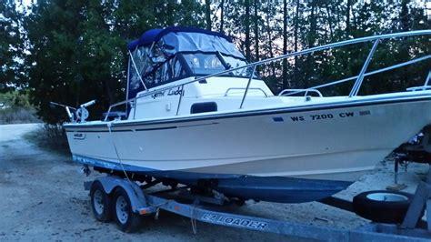 boston whaler  ft walkaround boat  sale  usa