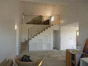 Rampe Pour Escalier : rampe escalier ~ Melissatoandfro.com Idées de Décoration