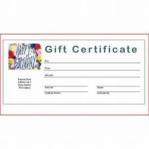 Best photos of print your own gift certificates make for Make your own gift certificate templates free