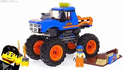 Lego Monster Truck Jangbricks