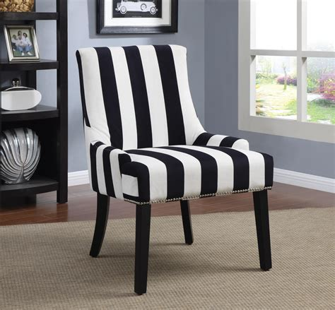 affordable black and white accent chairs furnishings