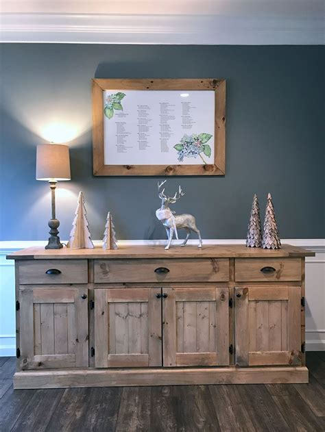 Ana White   Dining Room Buffet   DIY Projects   Best made