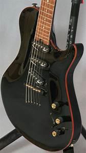 Warrior Guitar  The Isabella