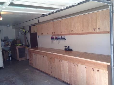 garage cabinet plans build   garage cabinets