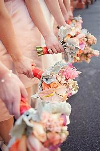 17 Best Images About Coral    Peach Wedding Ideas On