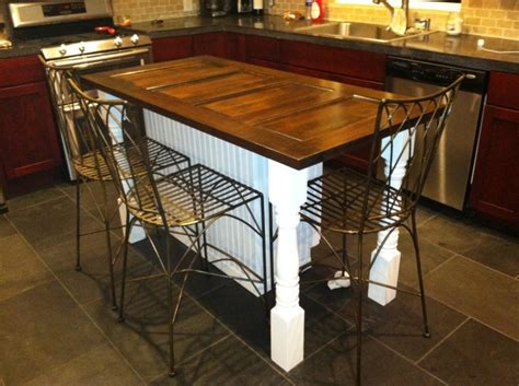 kitchen island table legs kitchen island my made me beadboard cabinet
