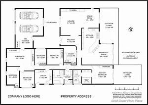 Single Level Open Floor Plan Quotes House Plans 55889