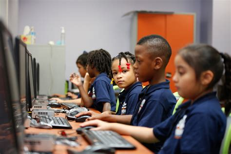 The students feel safe inside the building and confident about their. Horizon Science Academy Southwest Chicago by Concept Schools