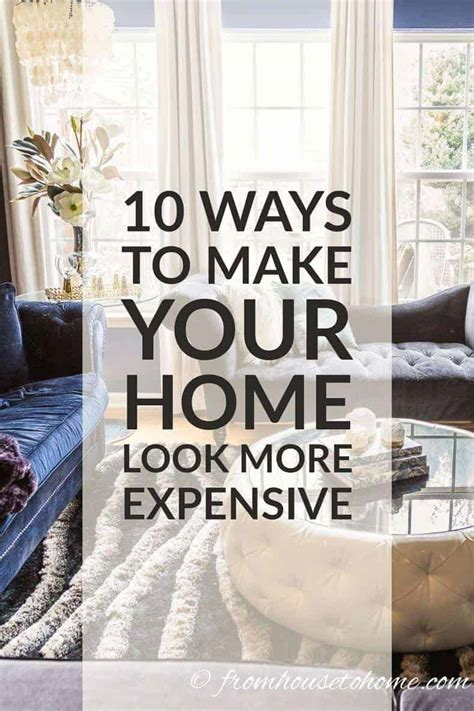 easy ways    house   expensive