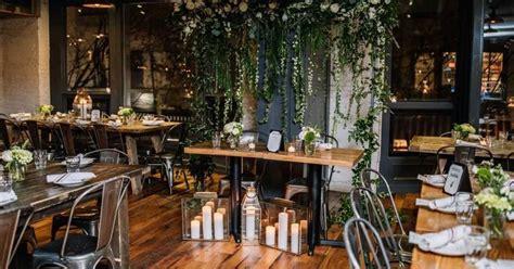 philadelphia restaurant wedding venues  great food