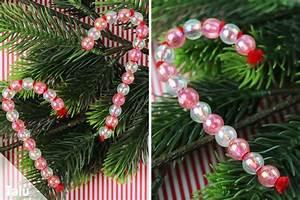 Weihnachtsschmuck Selber Machen : christbaumschmuck selber machen 10 weihnachtliche bastelideen ~ Frokenaadalensverden.com Haus und Dekorationen