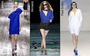Bleu De Klein : le bleu klein tendances de mode ~ Melissatoandfro.com Idées de Décoration