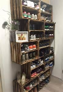 Tall Shoe Storage Cabinet Oak by 10 Shoe Storage Ideas To Keep You Sane