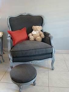 Fauteuil Ancien Bergere : 1000 images about fauteuil on pinterest louis xiv diy sofa and canapes ~ Teatrodelosmanantiales.com Idées de Décoration