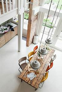 Table Haute Salle A Manger : la table haute de cuisine est ce qu elle est confortable ~ Teatrodelosmanantiales.com Idées de Décoration