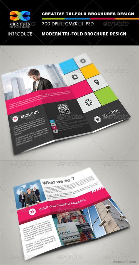 creative brochure design ideas