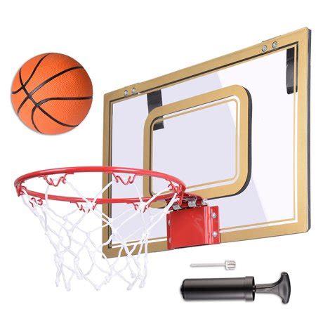 the door basketball hoop indoor mini basketball hoop 18x12 the door wall