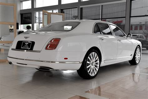 2019 Bentley Mulsanne Specs  The Vehicle With Luxury