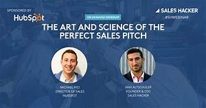 Who S Perfect Sale : the art and science of the perfect sales pitch sales hacker ~ Watch28wear.com Haus und Dekorationen