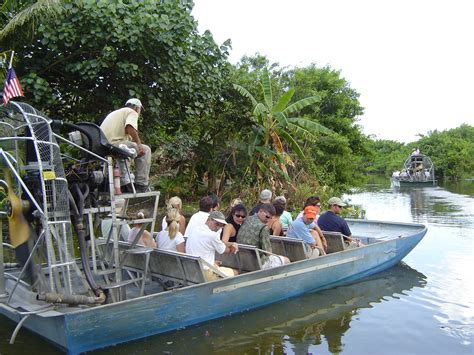 Boat Rides In Miami Fl by Everglades Airboat Tour Miami Boat Tour Combo