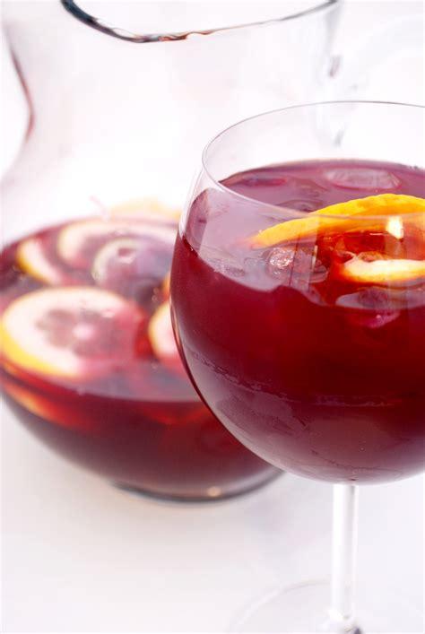 sangria recipe easy sangria sangria recipe dishmaps