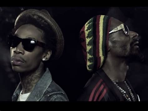 snoop dogg  wiz khalifas french inhale video