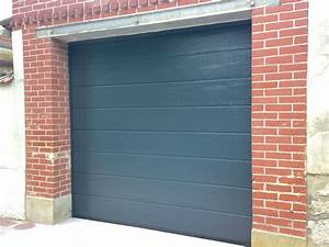 ajb automatismes installation et reparation portails et With woodgrain porte garage