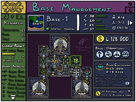 enemy unknown remake xcom base game soldier