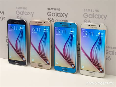 what color galaxy s6 did you buy android central
