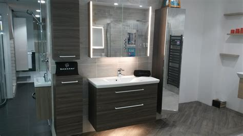 bathroom with dansani bathroom furniture