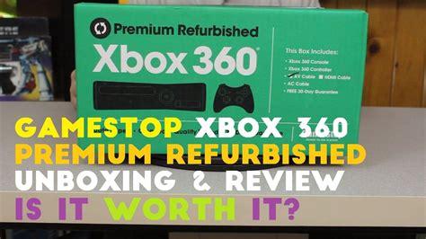 Gamestop Xbox 360 Console by Is It Worth It Gamestop Xbox 360 E Refurbished