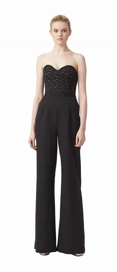Jumpsuit Bustier Embroidered Faith