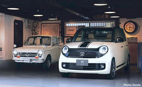 one classic cars honda n one ss neo classic racer package celebrates 50th anniversary of n360 carnichiwa 174