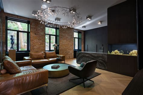 Sophisticated And Elegant Office In Vilnius, Capital Of Lithuania Designed By Karchman Architech