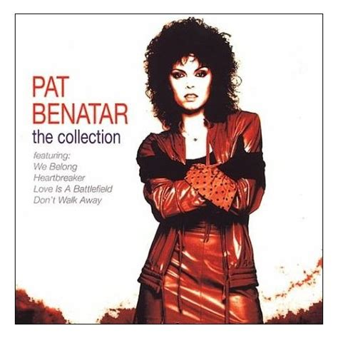 pat benatar the collection uk cd album cdlp 227081