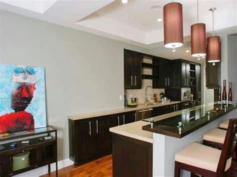 entertaining kitchen designs galley kitchen designs hgtv 3581