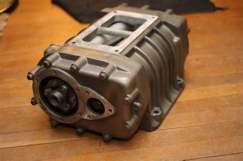 sold   gmc blower supercharger   hamb