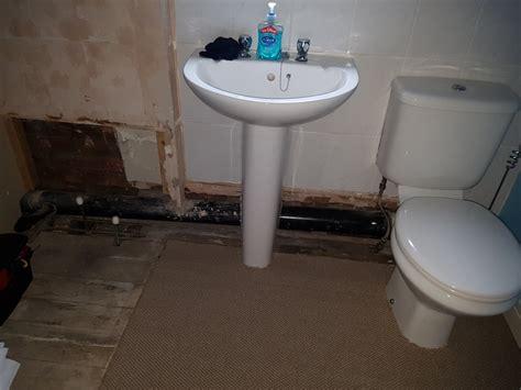 plumbing  shower waste  soil stack diynot forums