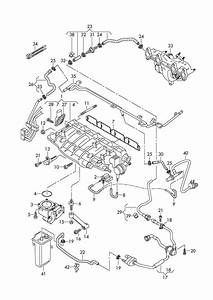 Audi A3 Solenoid Valve Secondary Air Control Valve Heater