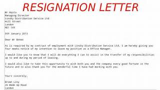 Letters Template Resignation Letter Example Resignation Letter Resignation Letter Sample Because Of Personal Reason Cover Letter Resignation Letter Due To Illness Resignation Letters LiveCareer Letter Of Resignation Due To Medical Reasons