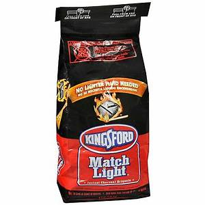 Kingsford Match Light Instant Charcoal Briquets | Walgreens
