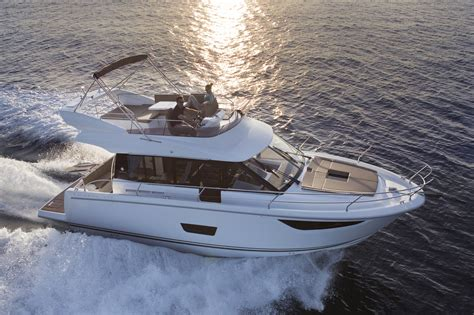 Jeanneau Motor Boats For Sale by Jeanneau Velasco 37f Motor Boats Sea Ventures Sea