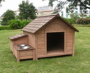 Large breed dog house dogs breed sierramichelsslettvet for Giant breed dog house plans
